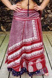 Goddess Silk Skirt Extra Breed 347
