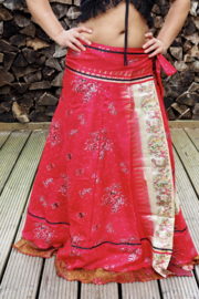 Goddess Silk Skirt Extra Breed 363
