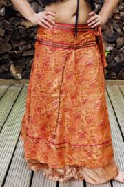 Goddess Silk Skirt Extra Breed 334