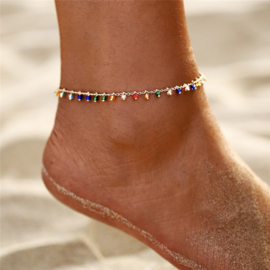 Anklet Colourful