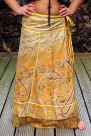 Goddess Silk Skirt Extra Breed 338