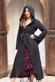 Aphrodite Kimono Zwart