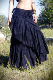 Flamenco Skirt Zwart