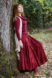 Real Gypsy Skirt Rood