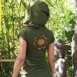 Gaia Dress Groen