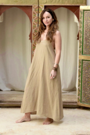 Heaven Dress Beige