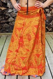 Goddess Silk Skirt Extra Breed 356