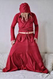Harmonia Harem Pant  Rood