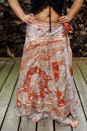 Goddess Silk Skirt Extra Breed 342