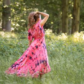 Ibzia Dress Roze