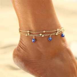 Anklet Turkish Eye