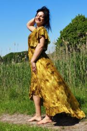 Ibzia Dress Mustard