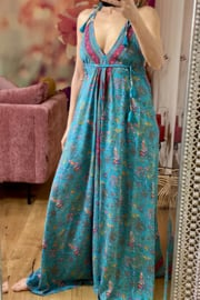 Musthave SummerDress Blauw