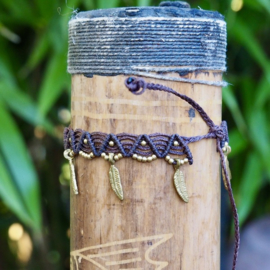 Anklet Feather Bruin