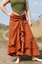 Ibiza Flamenco Rust/ Oranje