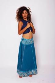 Samaya Skirt  Turqoise
