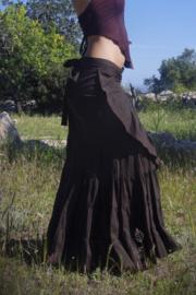 Flamenco Skirt Bruin