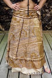 Goddess Silk Skirt Extra Breed 344