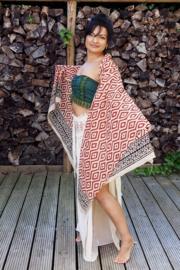 Aztec Sjaal Six