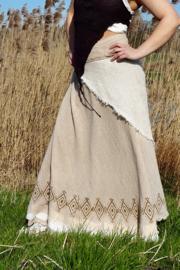 Arche Skirt Gebroken Wit