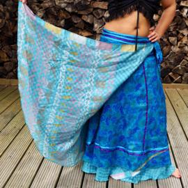 Goddess Silk Skirt Extra Breed 354