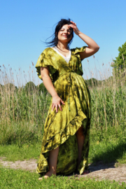 Ibzia Dress Groen