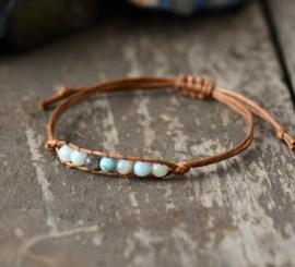 Handgemaakte Supercute Bracelet Jasper stone