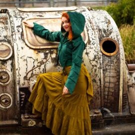 Pixie Leef Jacket Groen