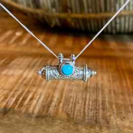 Mantra Prayer Turquoise
