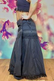 Goddess Skirt Zwart