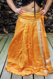 Goddess Silk Skirt Extra Breed 359