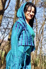 Tie Dye Turquoise