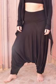 Harem Pant Zwart