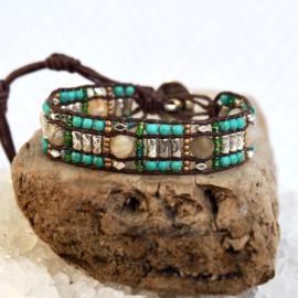 Handgemaakte Natural stone Devi