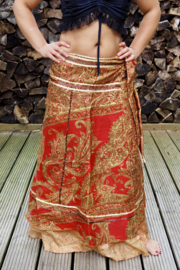 Goddess Silk Skirt Extra Breed 343