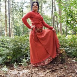 Samaya Skirt Roest Extra Breed