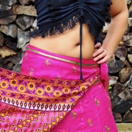 Goddess Silk Skirt Extra Breed 352