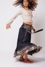 Gypsy Skirt Black
