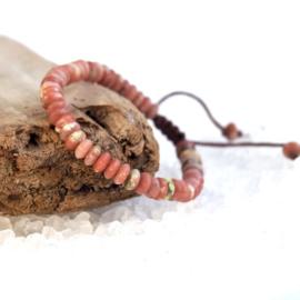 Handgemaakte Jaspis Armband