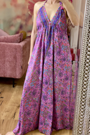 Musthave SummerDress Fucsia Rose