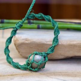 Braided Stone Groen
