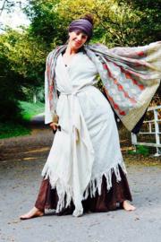 'Earth collection' Namaste Kimono Natural