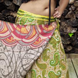 Goddess Silk Skirt Extra Breed 336