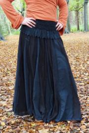 Queen Skirt Zwart
