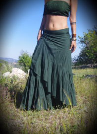 Flamenco Skirt Groen