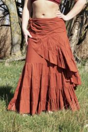 Flamenco Skirt Oranje