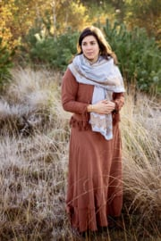 Wrap Skirt Earth Collection Warm Bruin