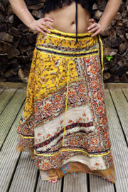 Goddess Silk Skirt Extra Breed 335