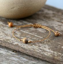 Handgemaakte Natural Jasper stone  Bracelet