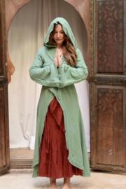 Aphrodite Kimono Groen